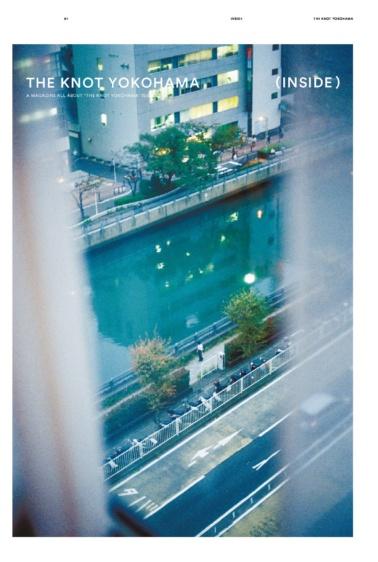 THE KNOT YOKOHAMA Magazine | ISSUE 01